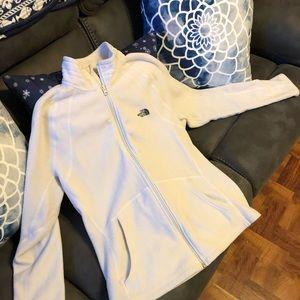 Northface ladies fleece jacket